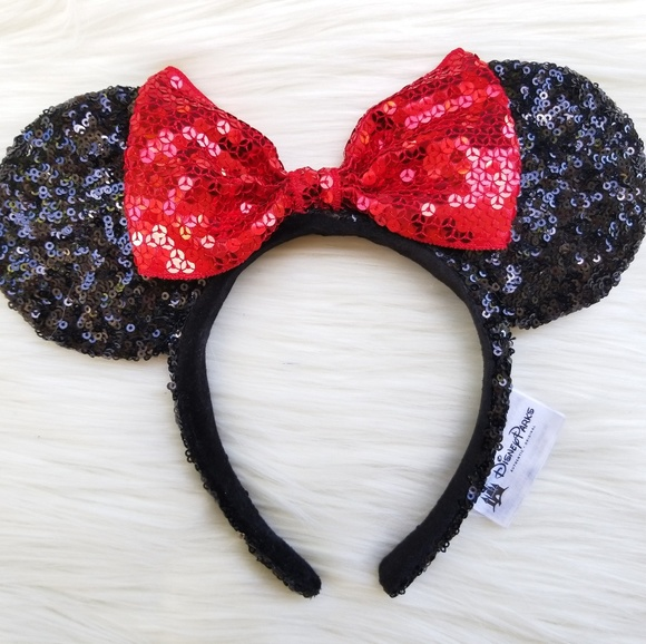 Disney Accessories - Disney Parks Classic Minnie Mouse Ears